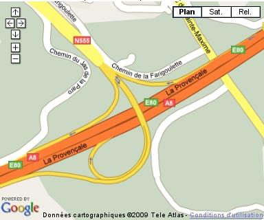 Rencontre autoroute a8